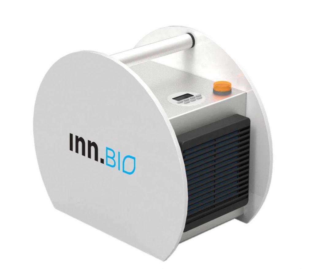 Máquina de Bioseguridad con Ozono