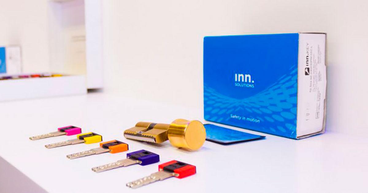 Mejora la seguridad de tu vivienda con las llaves INN Key
