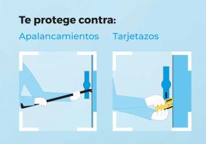 Retencion activa proteccion contra apalancamientos y tarjetazos
