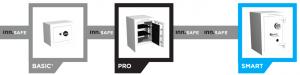 Modelos de cajas fuertes de alta seguridad para viviendas y negocios